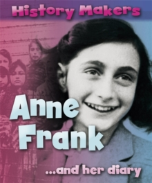 History Makers: Anne Frank, Paperback Book