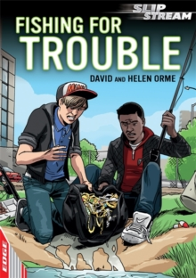 EDGE: Slipstream Short Fiction Level 2: Fishing for Trouble, Paperback Book