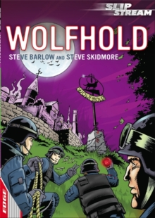 EDGE: Slipstream Short Fiction Level 1: Wolfhold, Paperback Book