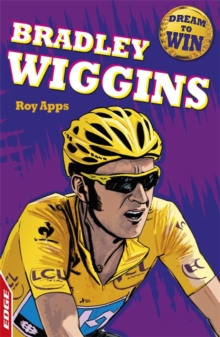 EDGE: Dream to Win: Bradley Wiggins, Paperback Book