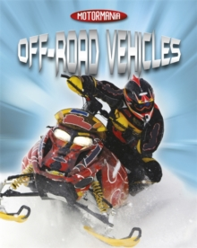 Off-road Vehicles, Paperback Book