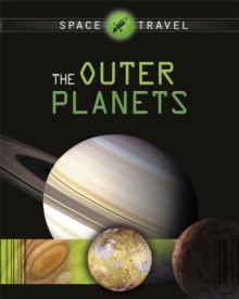 Space Travel Guides: The Outer Planets, Paperback Book
