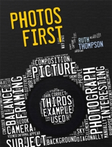 Photos First, Hardback Book