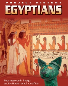 Project History: The Egyptians, Paperback Book