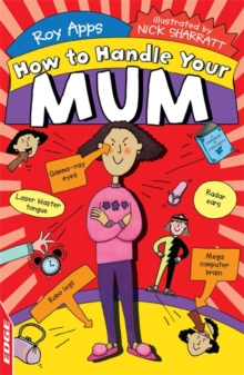 EDGE: How to Handle Your Mum, Paperback Book