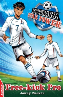 EDGE: Football Star Power: Free Kick Pro, Paperback / softback Book