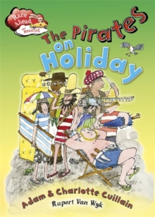 Race Ahead With Reading: The Pirates on Holiday, Paperback Book