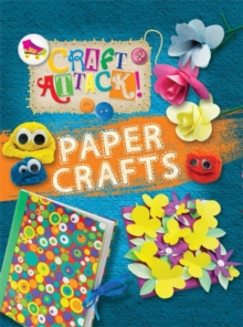 Paper Crafts, Hardback Book