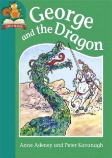 George and the Dragon : Level 2, Hardback Book