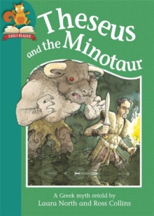 Must Know Stories: Level 2: Theseus and the Minotaur, Paperback Book