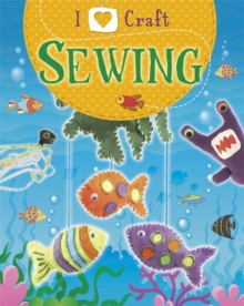 Sewing, Hardback Book