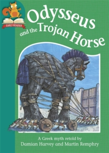 Must Know Stories: Level 2: Odysseus and the Trojan Horse, Paperback Book