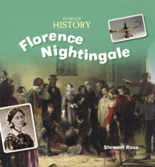Start-Up History: Florence Nightingale, Hardback Book