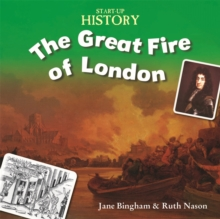 Start-Up History: The Great Fire of London, Paperback Book
