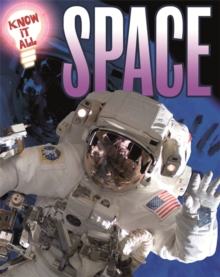 Know It All: Space, Paperback Book