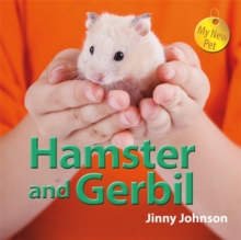 My New Pet: Hamster and Gerbil, Paperback Book
