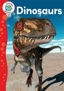 Tadpoles Learners: Dinosaurs, Paperback Book