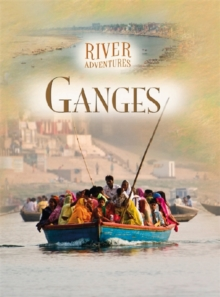 River Adventures: The Ganges, Paperback Book