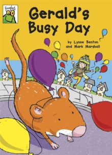 Froglets: Gerald's Busy Day, Paperback Book