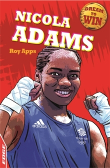 EDGE: Dream to Win: Nicola Adams, Paperback Book