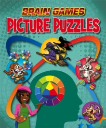 Brain Games: Picture Puzzles, Hardback Book