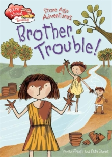 Race Ahead With Reading: Stone Age Adventures: Brother Trouble, Paperback Book
