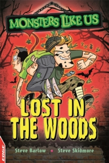 EDGE: Monsters Like Us: Lost in the Woods, Paperback Book