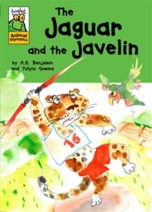 Froglets: Animal Olympics: The Jaguar and the Javelin, Paperback Book