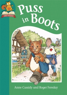 Must Know Stories: Level 2: Puss in Boots, Hardback Book