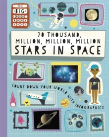 The Big Countdown: 70 Thousand Million, Million, Million Stars in Space, Paperback Book