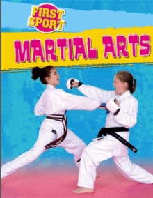 First Sport: Martial Arts, Paperback Book