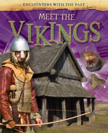 Encounters with the Past: Meet the Vikings, Paperback Book