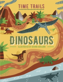 Time Trails: Dinosaurs, Paperback / softback Book