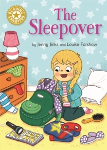 Reading Champion: The Sleepover : Independent Reading Gold 9, Paperback / softback Book