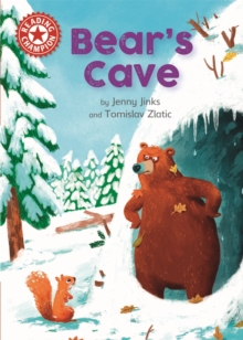 Reading Champion: Bear's Cave : Independent Reading Red 2, Paperback / softback Book