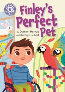 Reading Champion: Finley's Perfect Pet : Independent Reading Purple 8