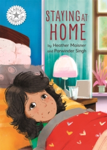 Reading Champion: Staying at Home : Independent Reading White 10
