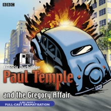 Paul Temple and the Gregory Affair, CD-Audio Book
