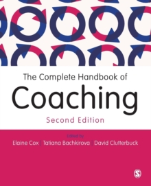 The Complete Handbook of Coaching, Paperback Book