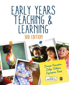 Early Years Teaching and Learning, Paperback Book