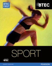 BTEC First in Sport Student Book, Paperback Book