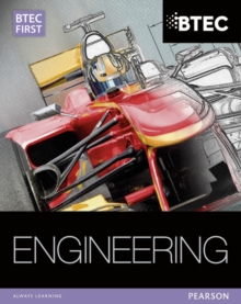 BTEC First in Engineering Student Book, Paperback Book