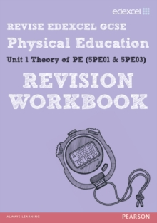 REVISE EDEXCEL: GCSE Physical Education Revision Workbook, Paperback Book