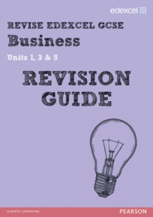 REVISE Edexcel GCSE Business Revision Guide, Paperback Book