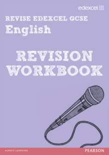 Revise Edexcel: Edexcel GCSE English Revision Workbook, Paperback Book