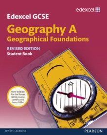 Edexcel GCSE Geography Specification A Student Book new 2012 edition, Paperback Book