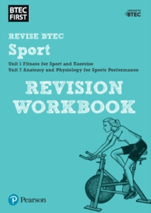 BTEC First in Sport Revision Workbook, Paperback Book