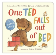 One Ted Falls Out of Bed, Board book Book