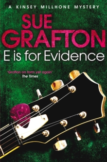 E is for Evidence, Paperback Book