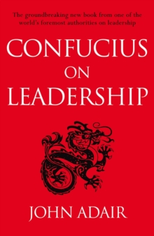 Confucius on Leadership, Paperback Book